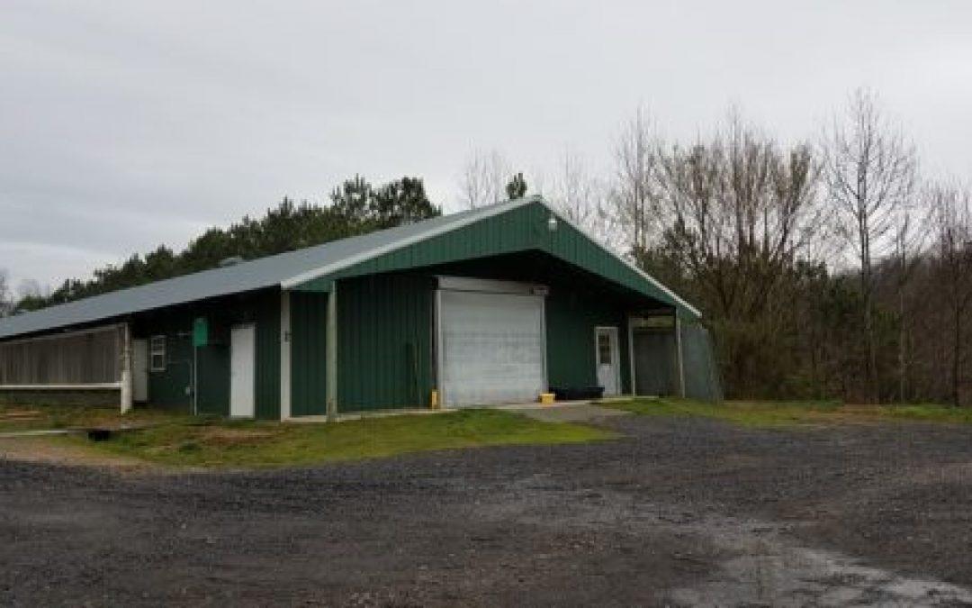 SOLD! Two House Breeder Farm – Gordon County, Georgia