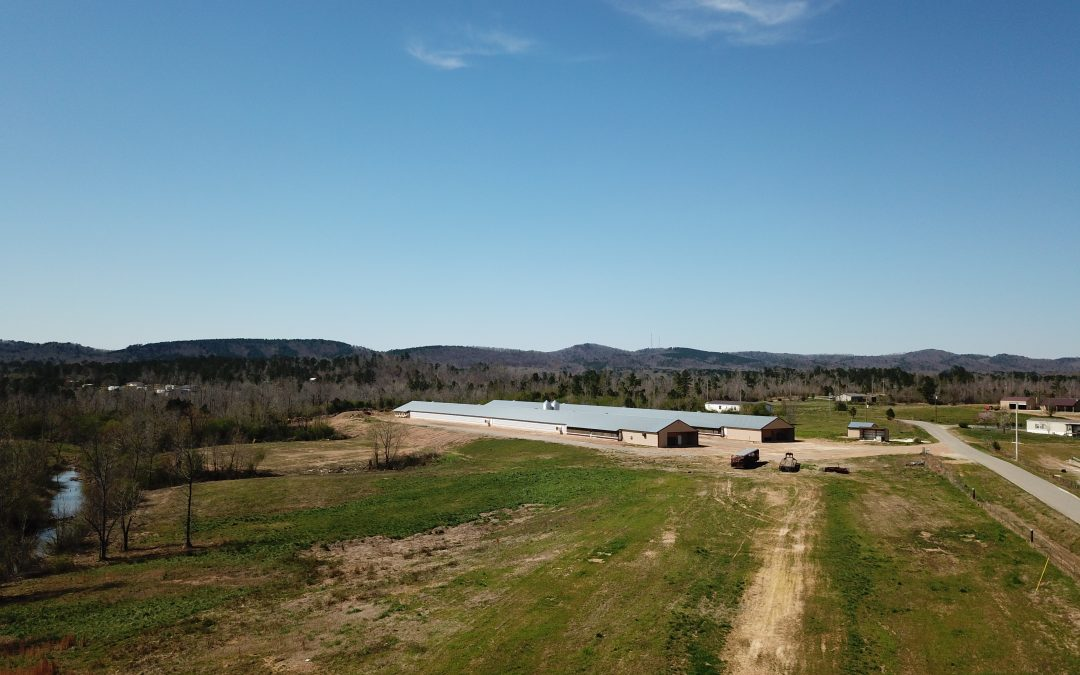 Happy Hen Ranch-Two House Breeder Hen Farm